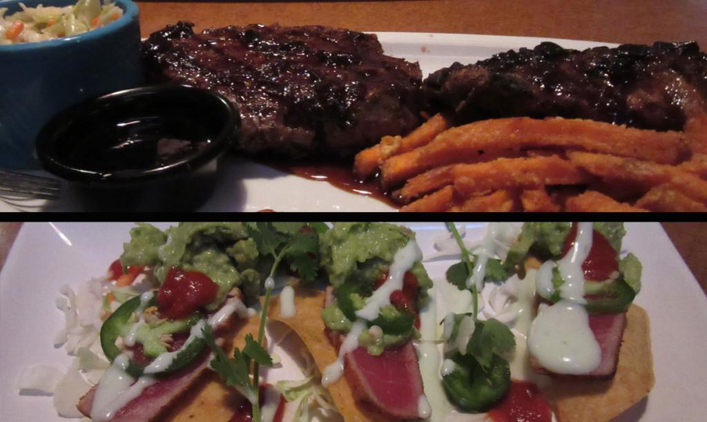 Restaurant TGIF eten