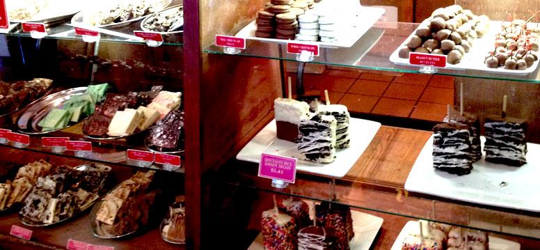 snoepwinkel Savannah's Candy Kitchen in Charleston