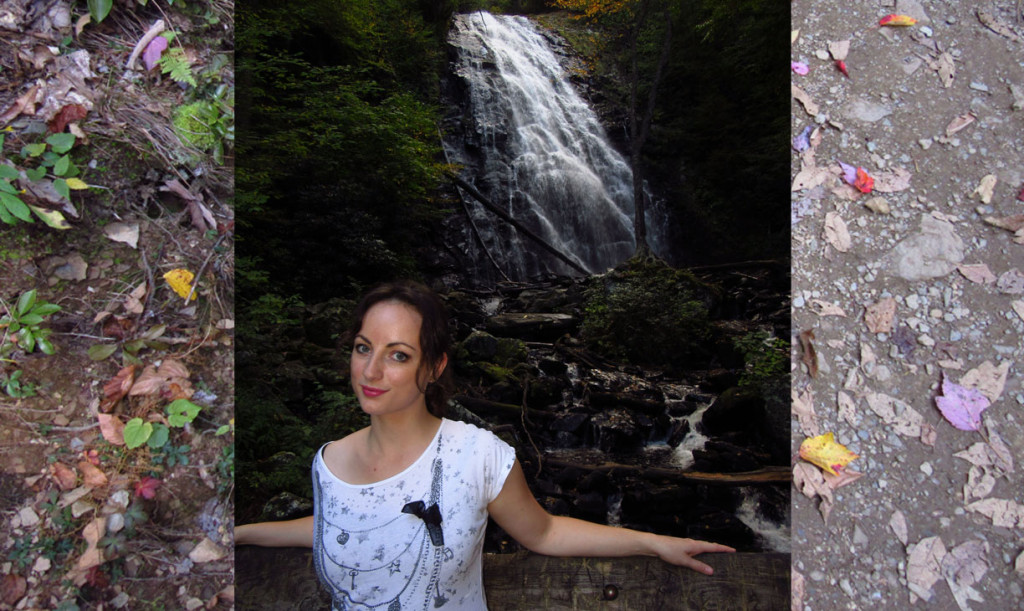 Bianca van der Meulen waterval