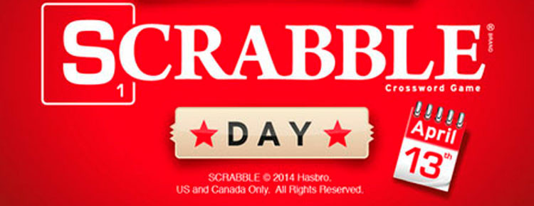 National Scrabble Day In Amerika