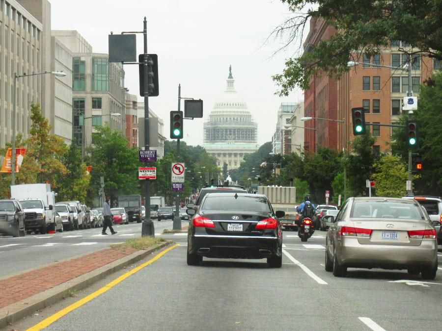 Rondreis Amerika Washington D.C.