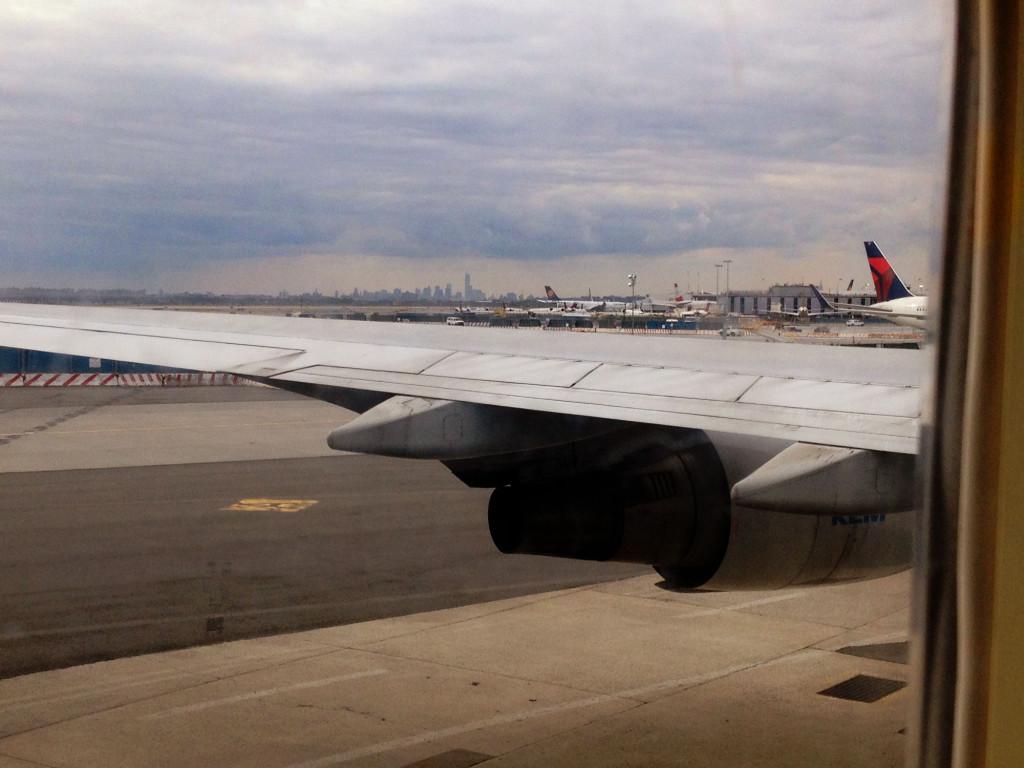 Amerika rondreis - JFK Airport