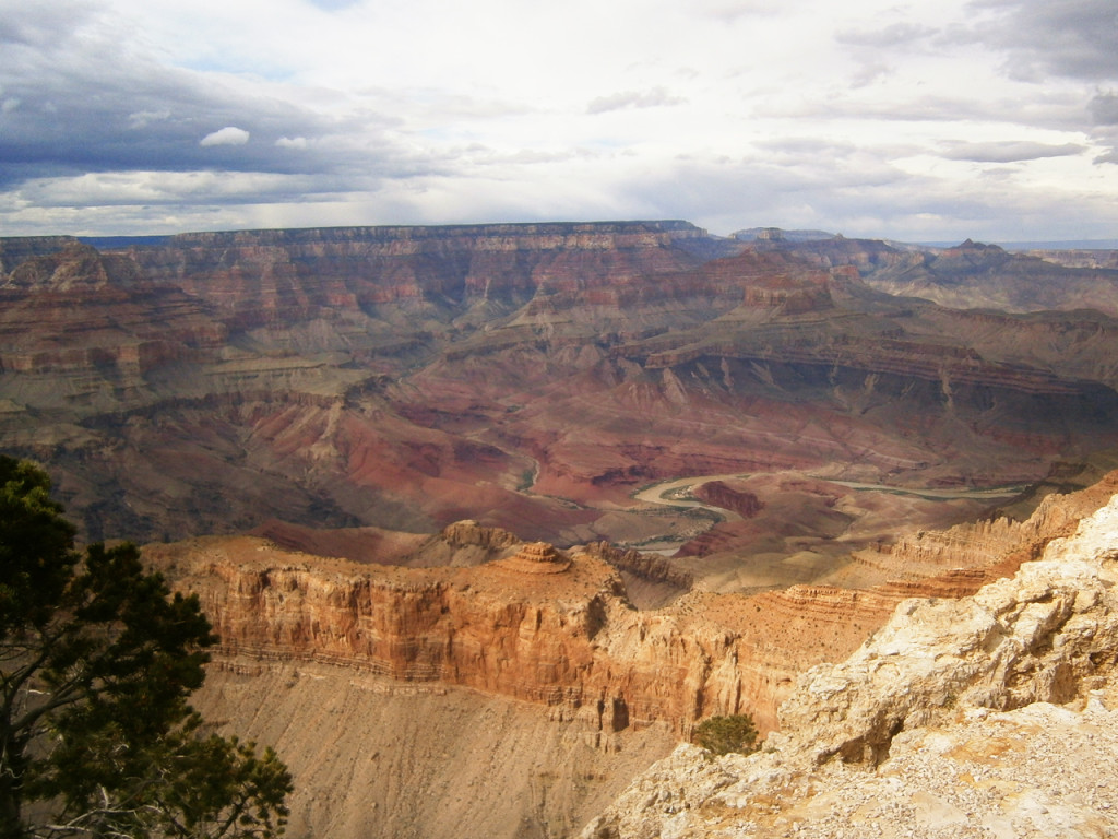 Grand Canyon westkust Amerika rondreis