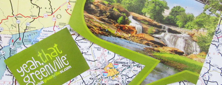 Greenville South Carolina in Amerika rondreis