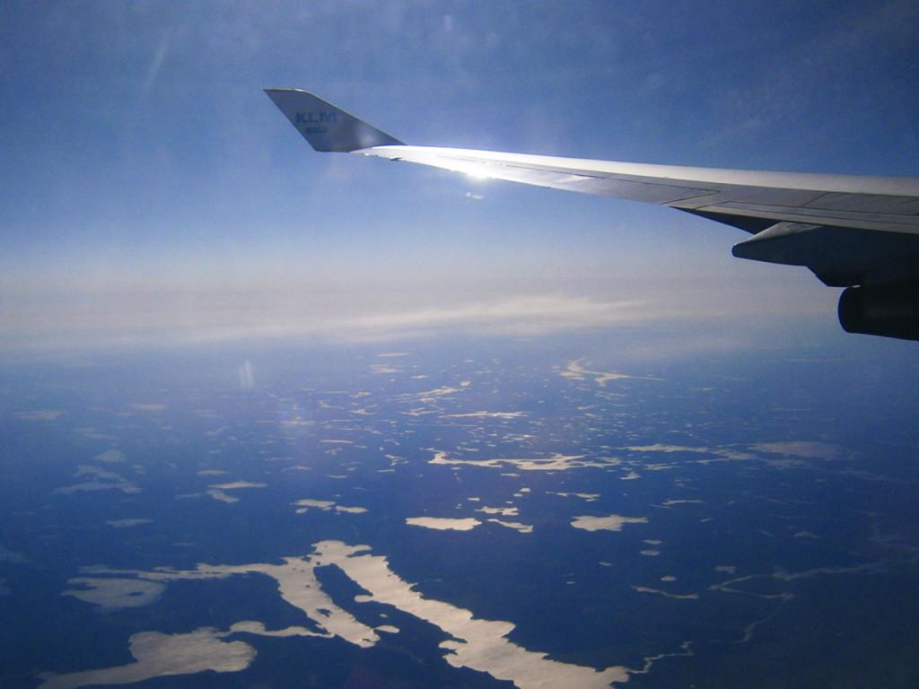 Met-klm-naar-Amerika vliegen rondreis Amerika westkust