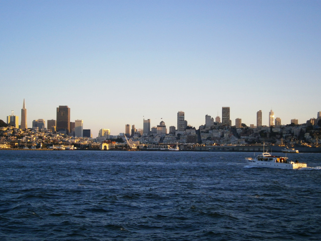 Skyline-van-San-Francisco-rondreis-zuidwesten-Amerika.