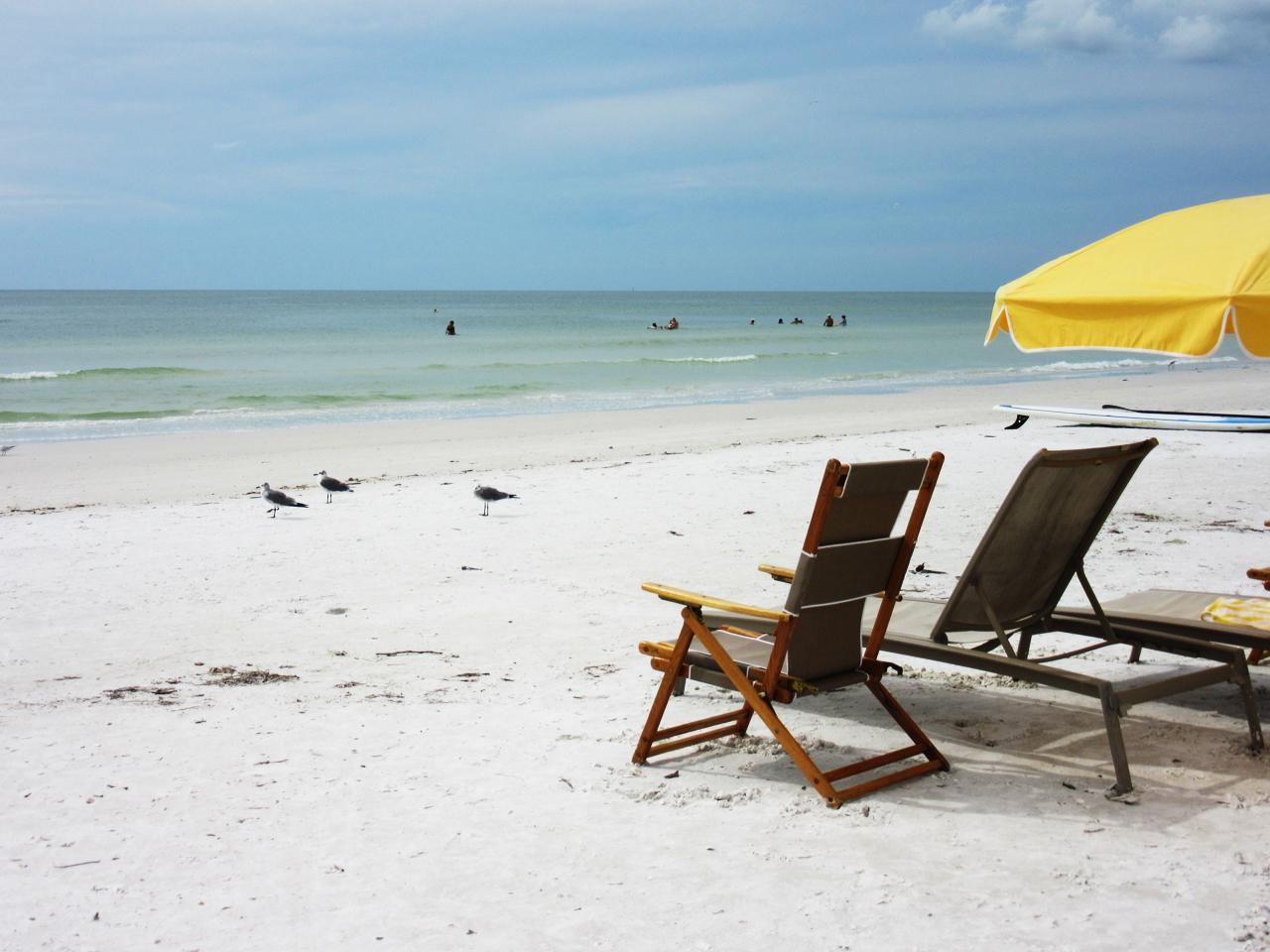 Stranden in Florida de ideale vakantiebestemming