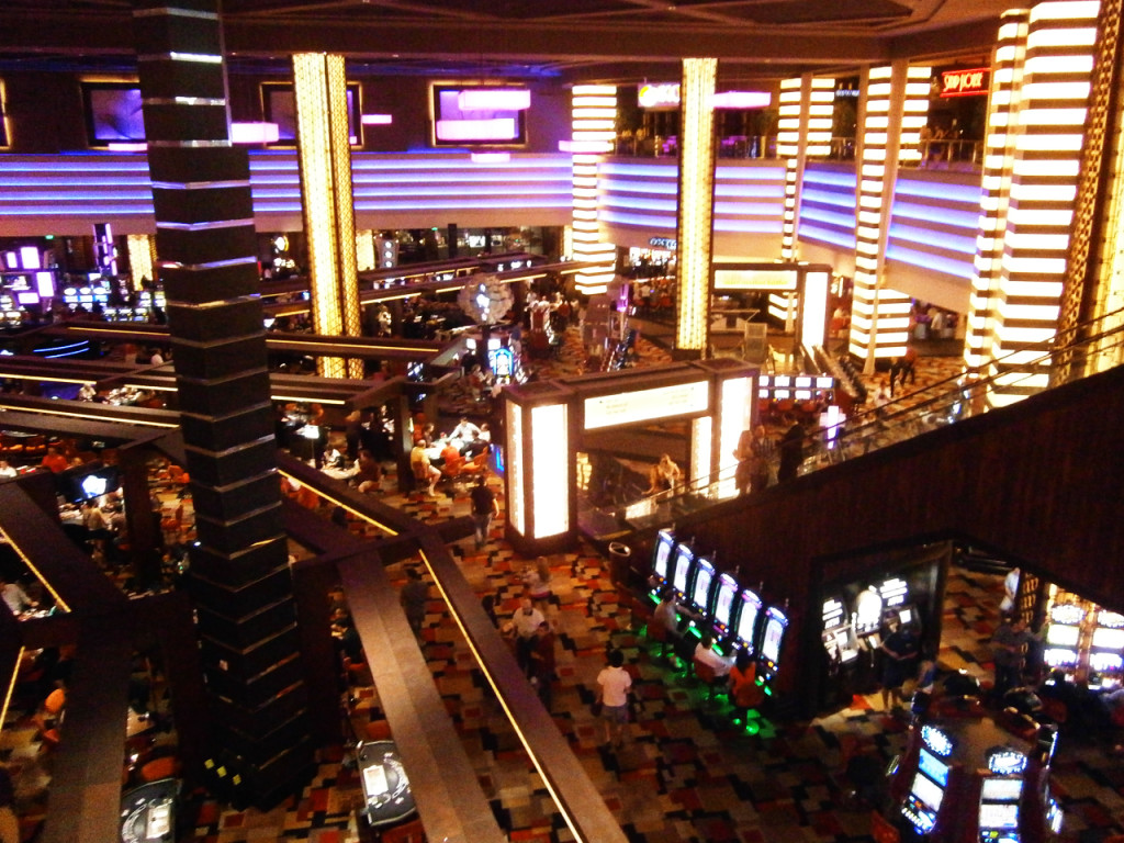 Casino-in-Las-Vegas-interieur