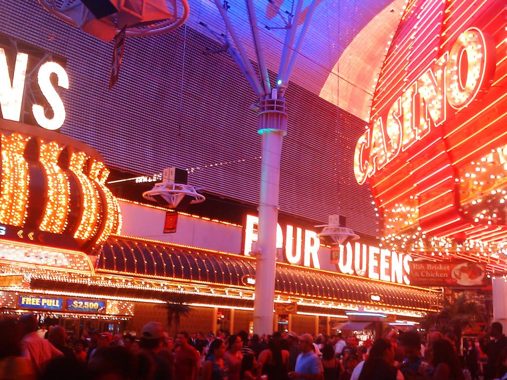 Fremont-Experience-in-Las-Vegas-Amerika