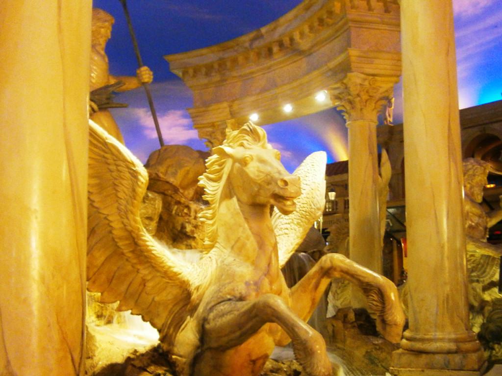 Hotel-venetian-in-Las-Vegas-beelden