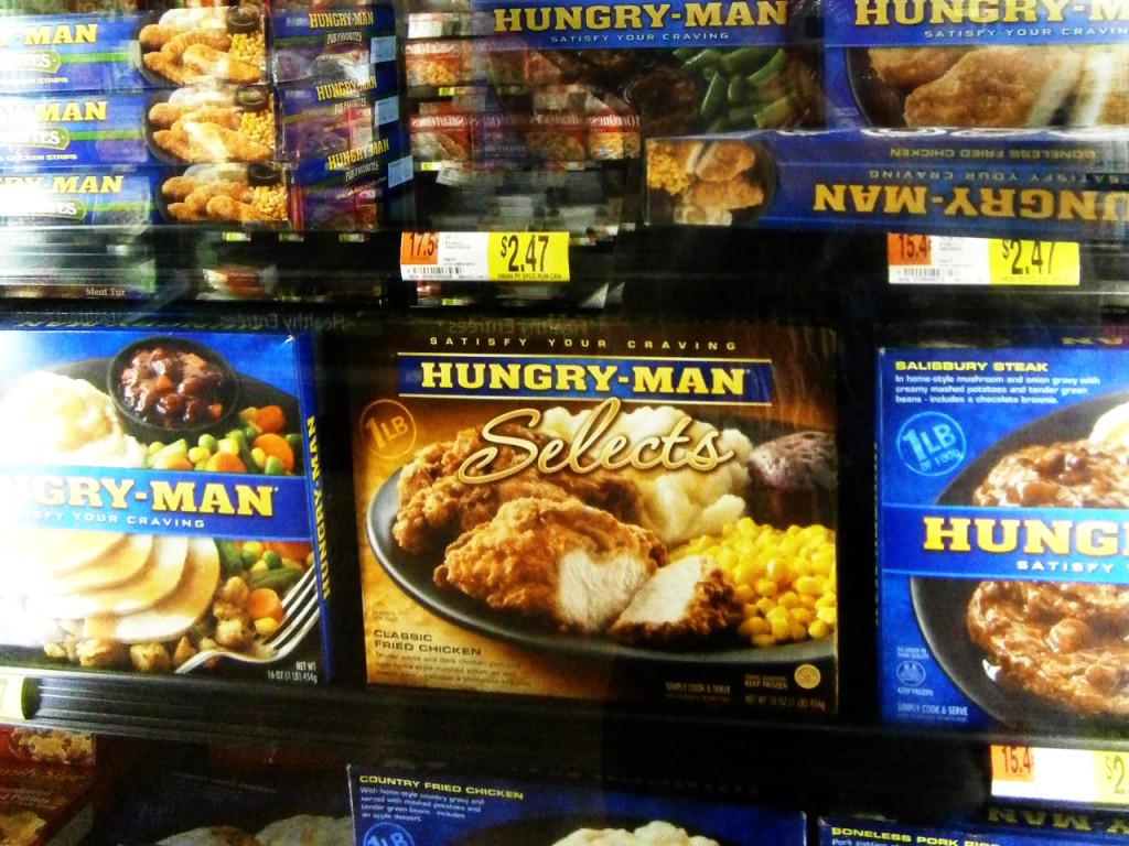 boodschappen doen bij Walmart in Amerika