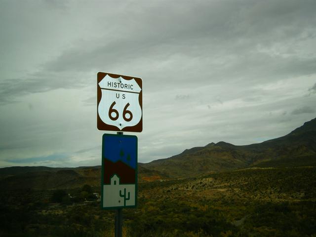 route-66-rijden-Amerika-rondreis