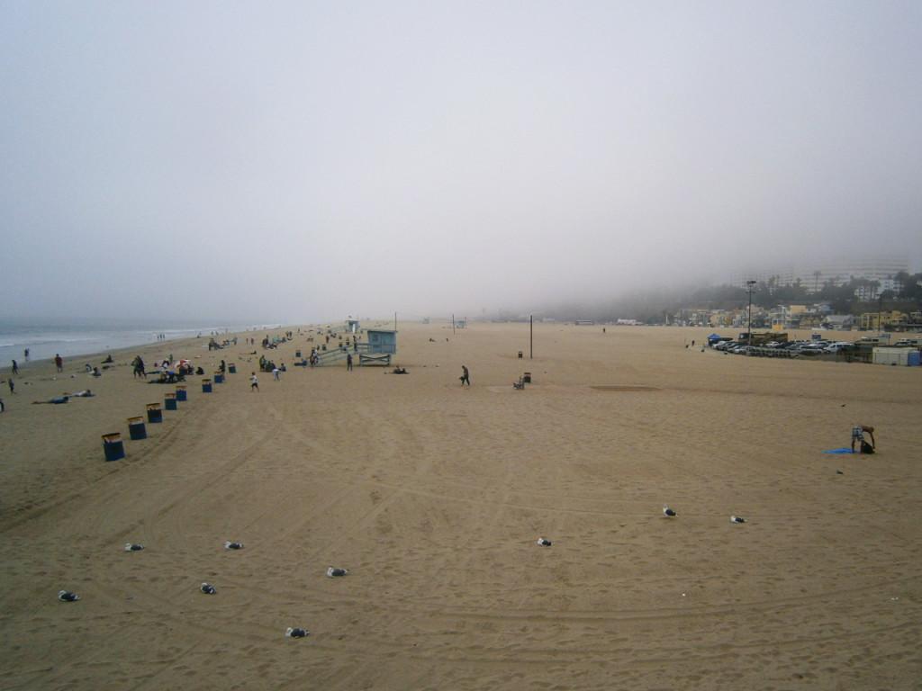 Mist-in-Santa-Monica-Amerika