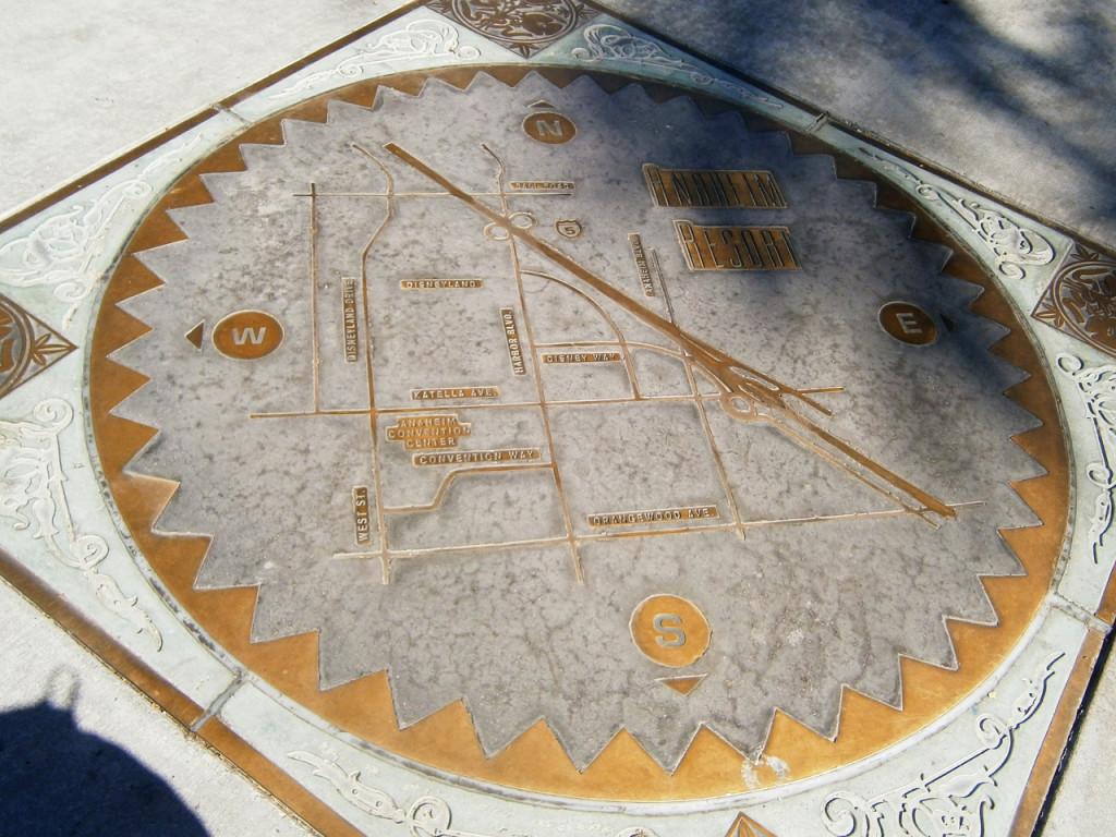 putdeksels-Disney-Anaheim-Californie