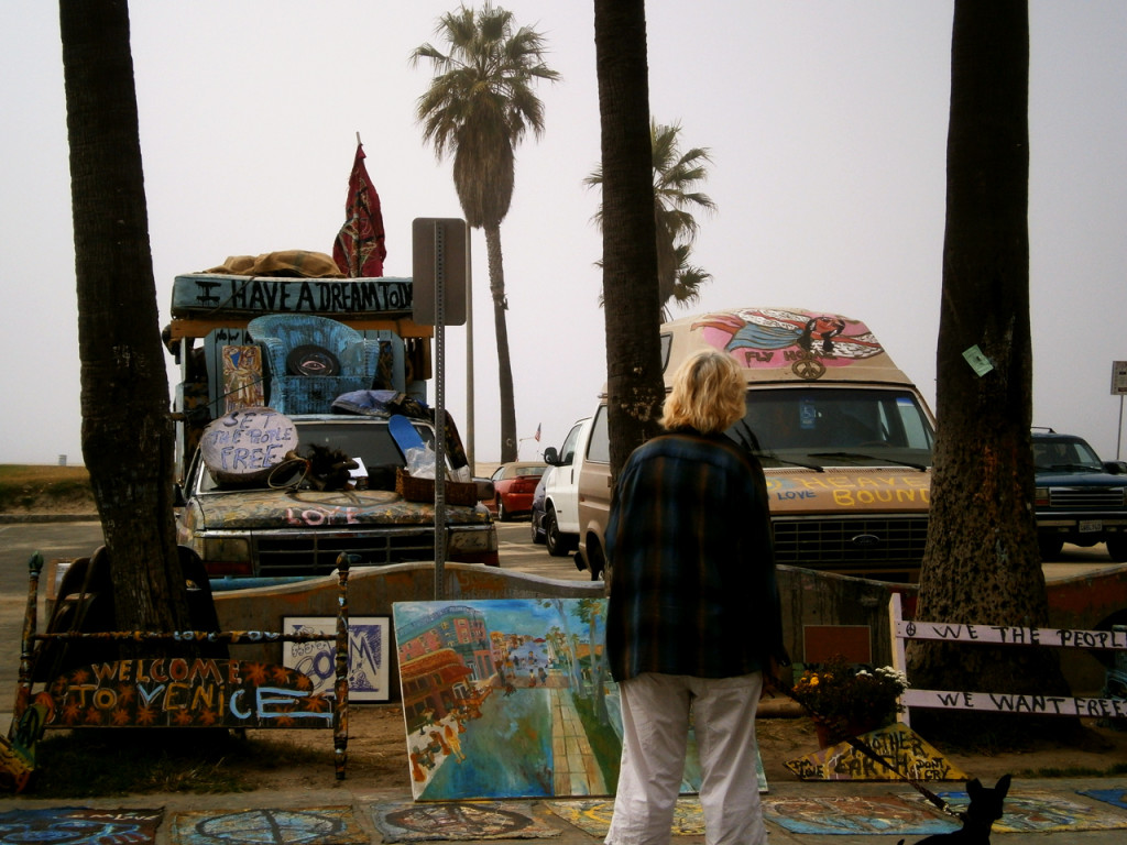 Venice-Beach-Los-Angeles-Amerikarondreis