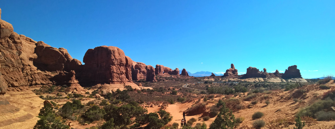 The Mountain States: Arches National Park