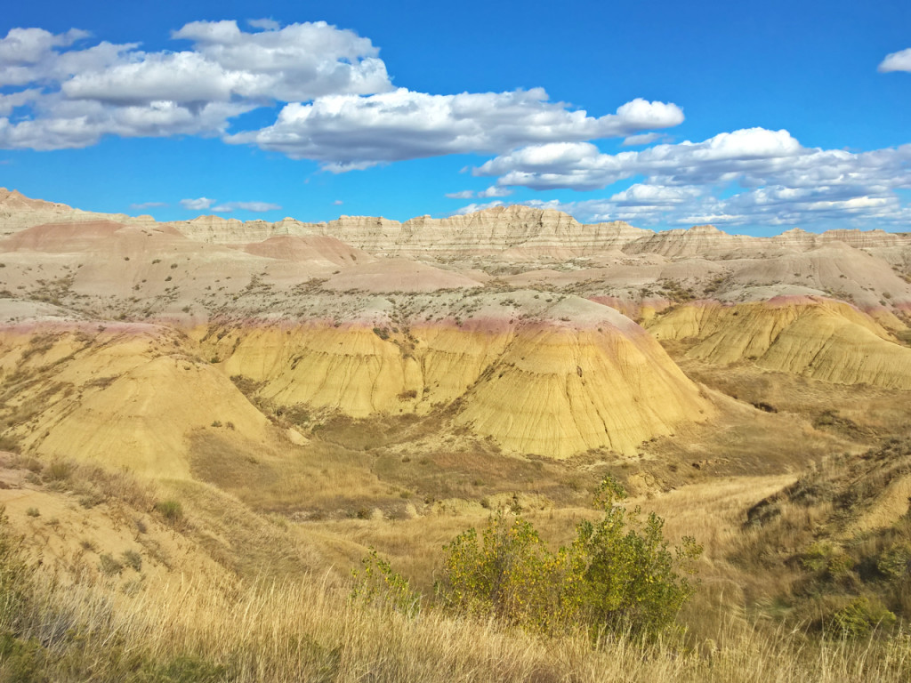 badlands-national-park-in-amerika