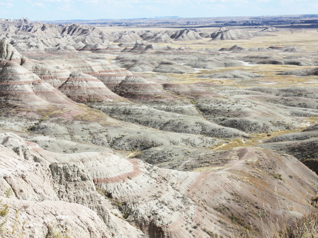 badlands-in-south-dakota