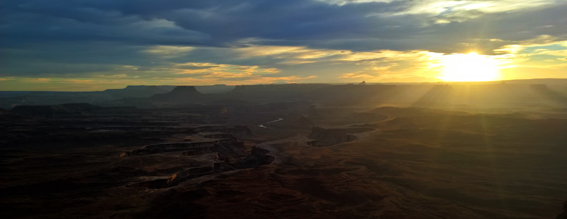 The Mountain States: Canyonlands National Park