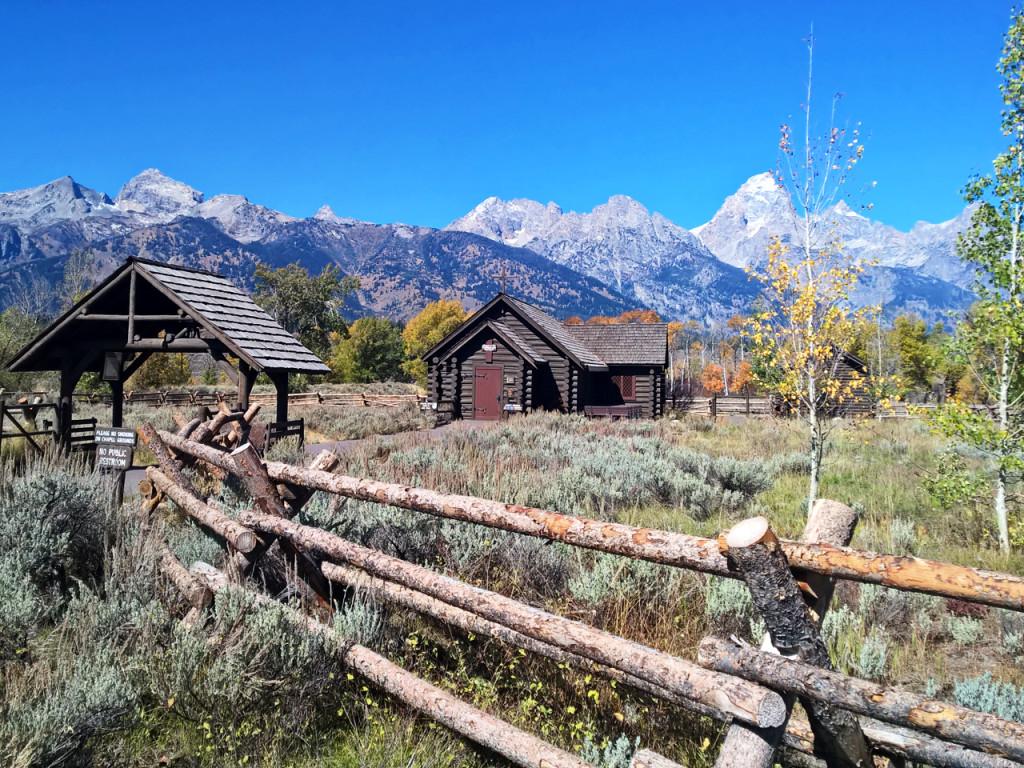 Amerika reis-grand-teton-national-park-chapel-of-transformation
