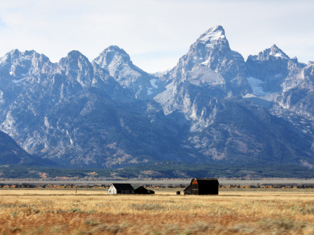 huisjes-in-grand-teton-national-park
