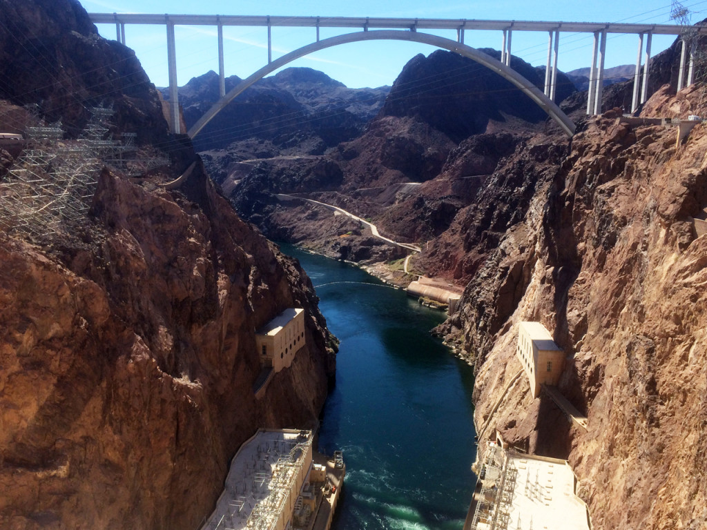 Arizona - bezienswaardigheden -hoover-dam-arizona