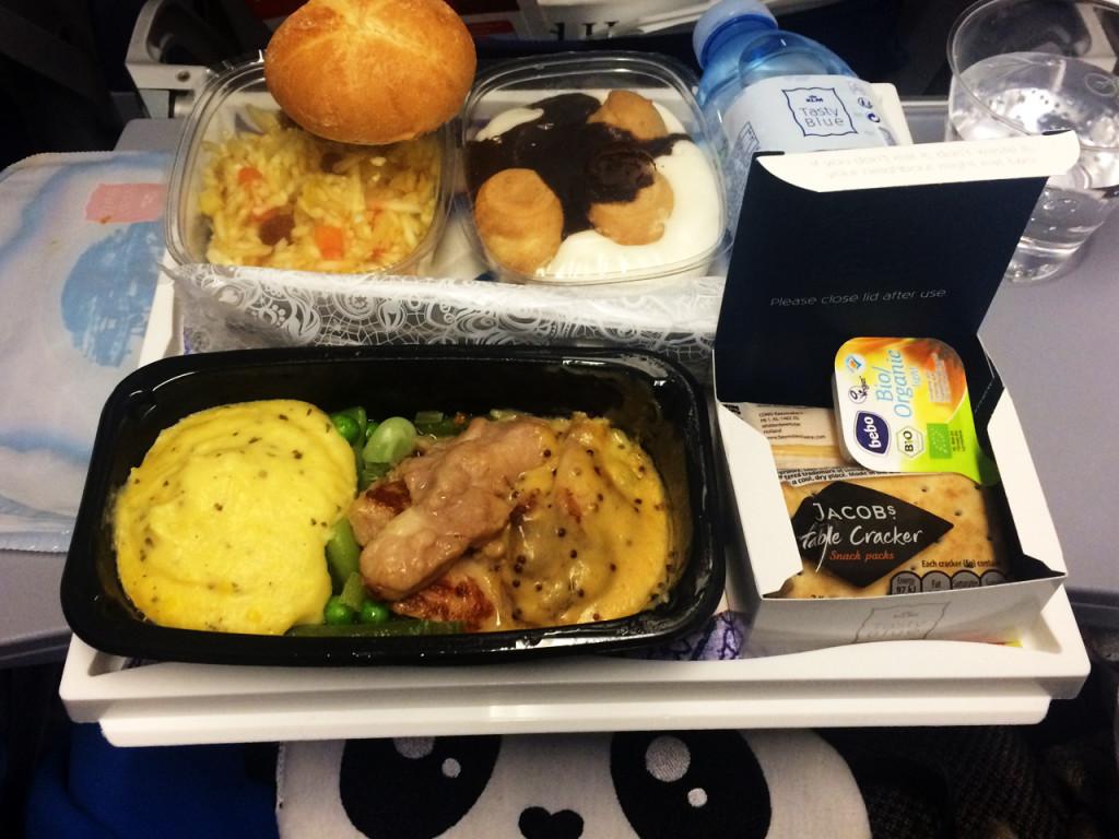 eten-in-het-vliegtuig