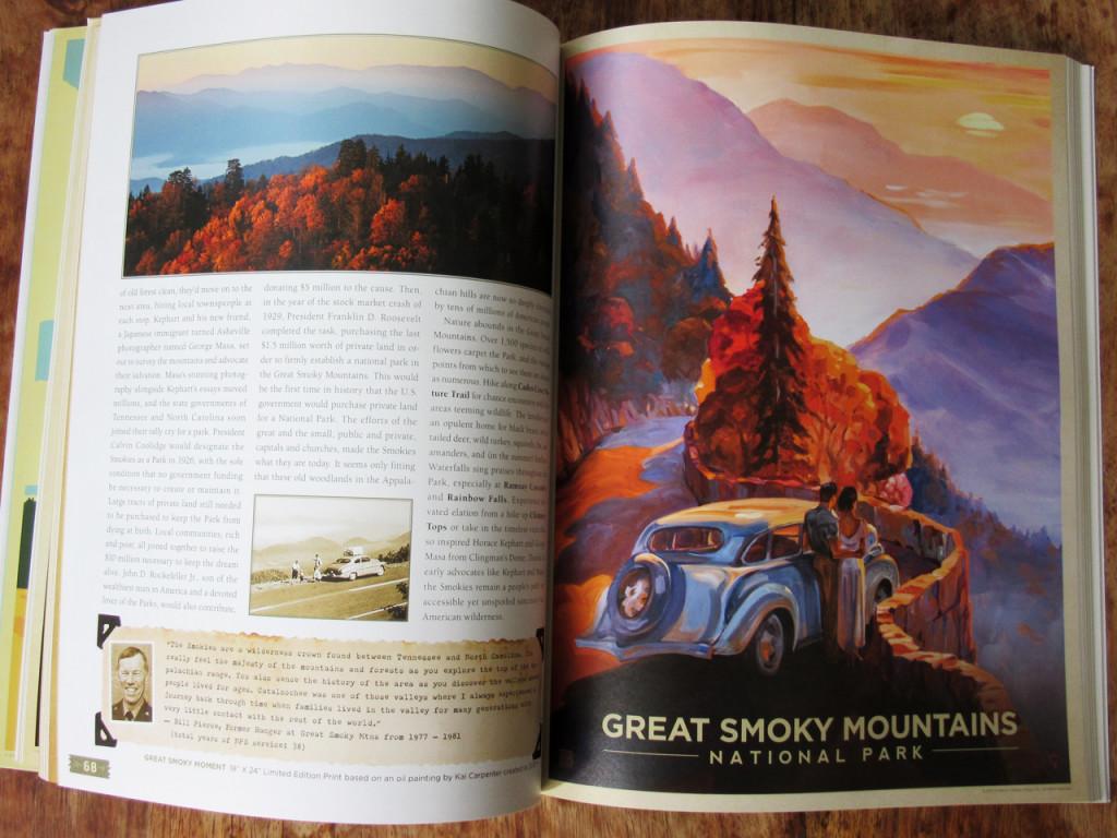 Boek-Amerika-59-Illustrated-National-Parks