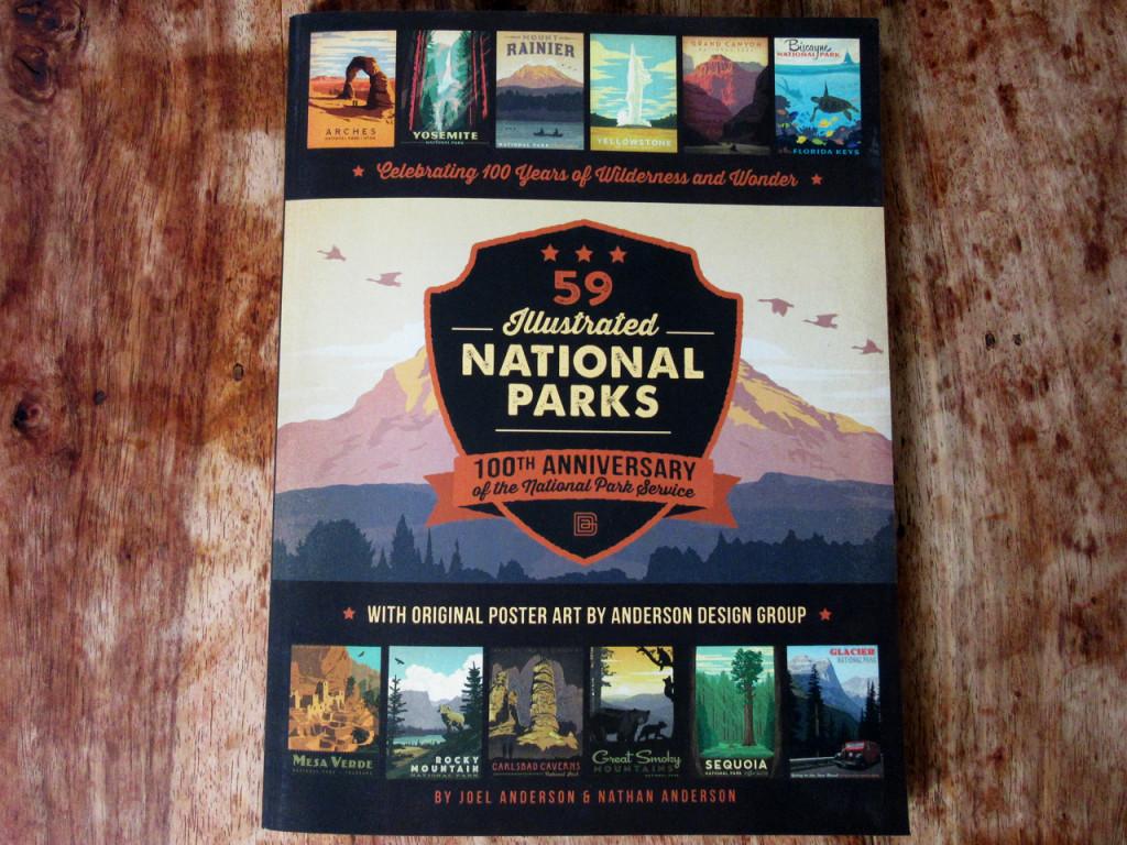 Boek-National-Parks-in-Amerika