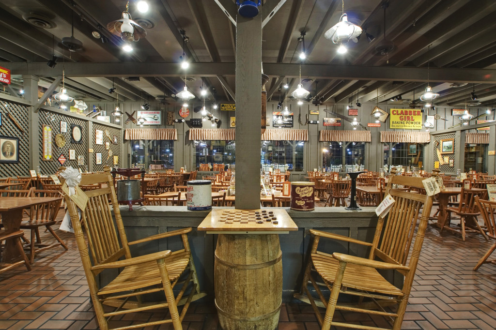 Restaurant in Amerika Cracker Barrel