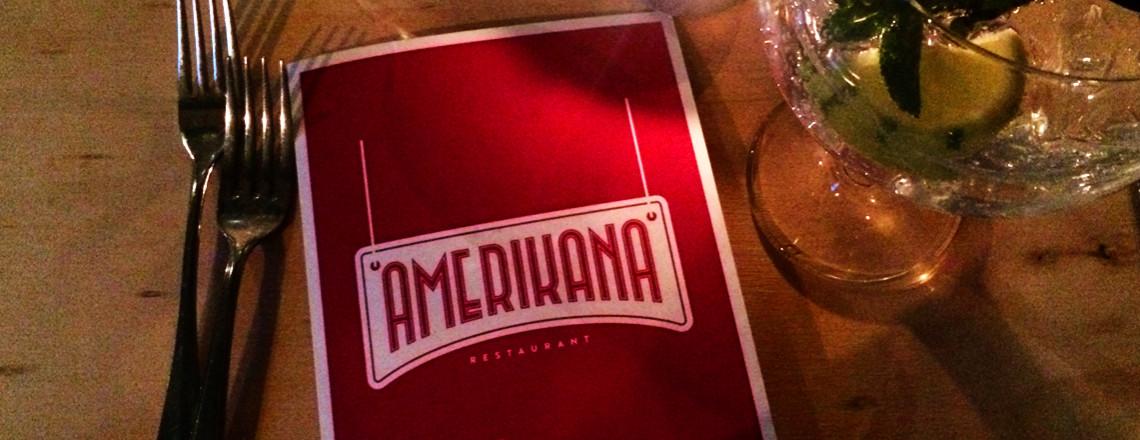 Amerikaans restaurant in Nederland: Amerikana