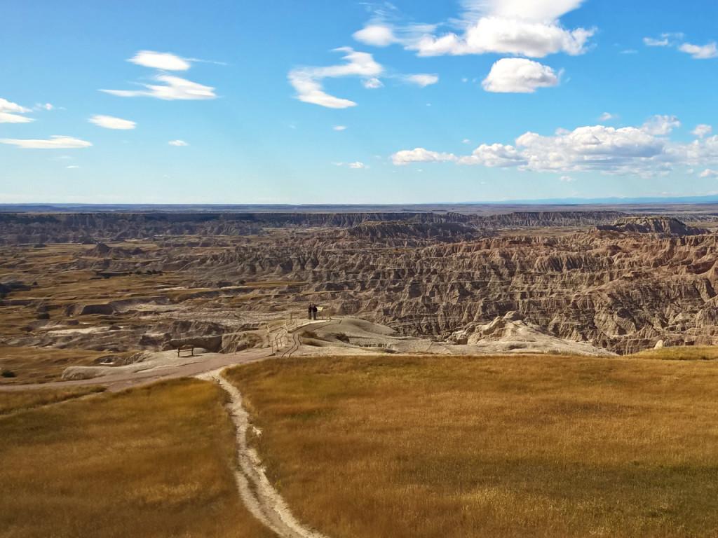 Badlands-South-Dakota
