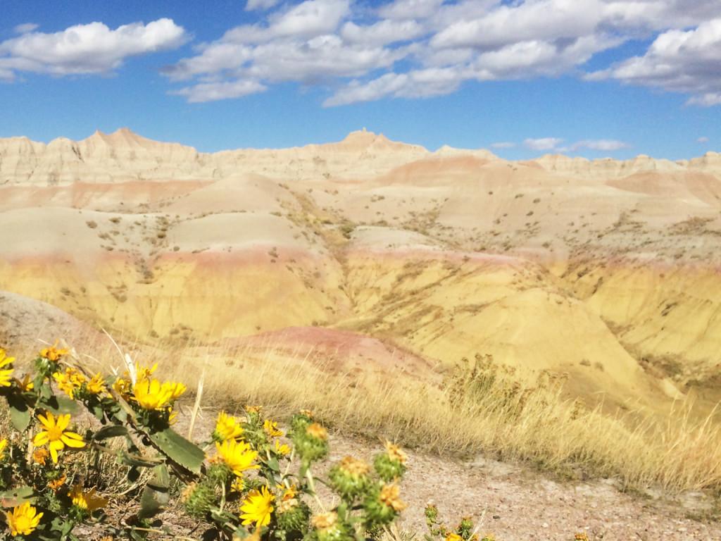 Colorful-Badlands-National-Park