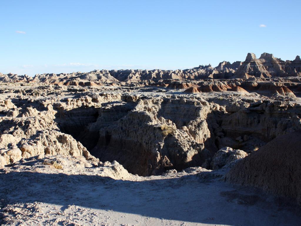 Rotsen-in-Badlands-National-Park