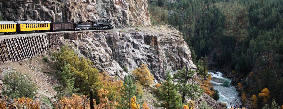 Treinreis Durango & Silverton