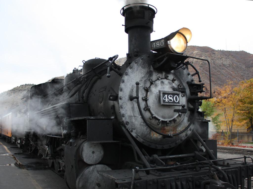 treinreis van Durango naar Silverton