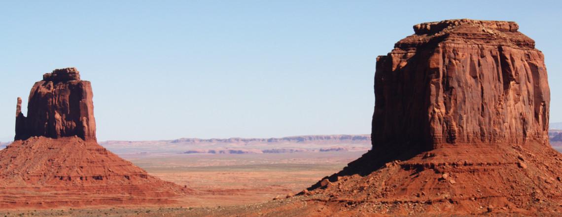 Amerika rondreis in 360 graden foto's deel 8: Monument Valley & Meteor Crater