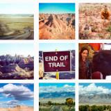 Instagram top 5 februari