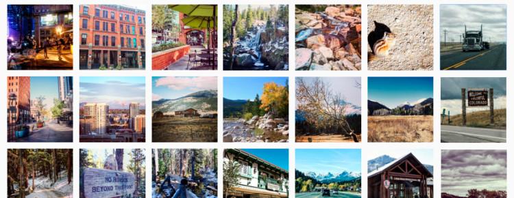 Amerika-foto'sInstagram-top-5-maart