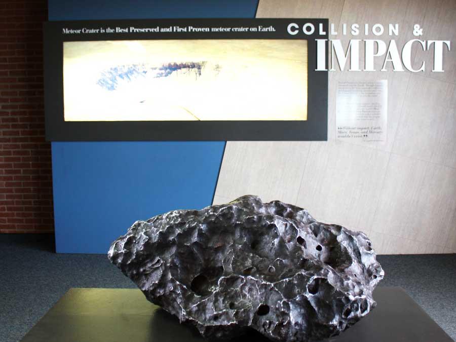 Bezoek-Meteor-Crater-Amerika