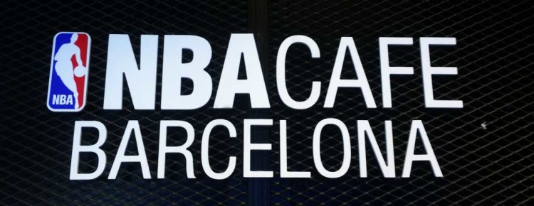 NBA-Cafe-in-Barcelona-Amerikaans-Restaurant