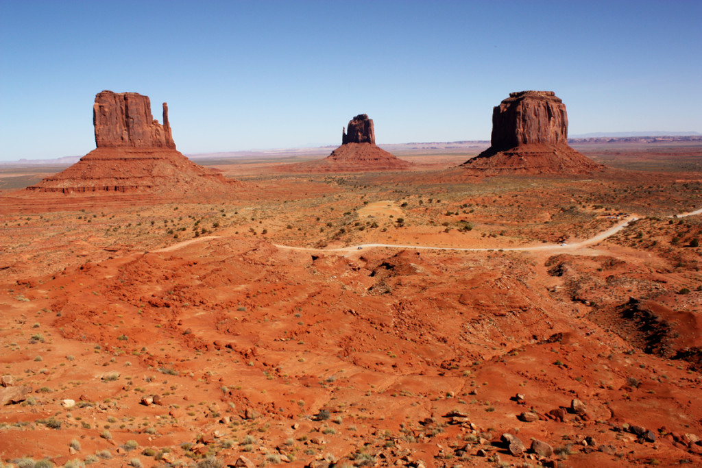 Monument-Valley-uitzicht-Amerika