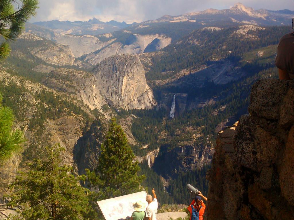 Uitzicht-Yosemite-National-Park