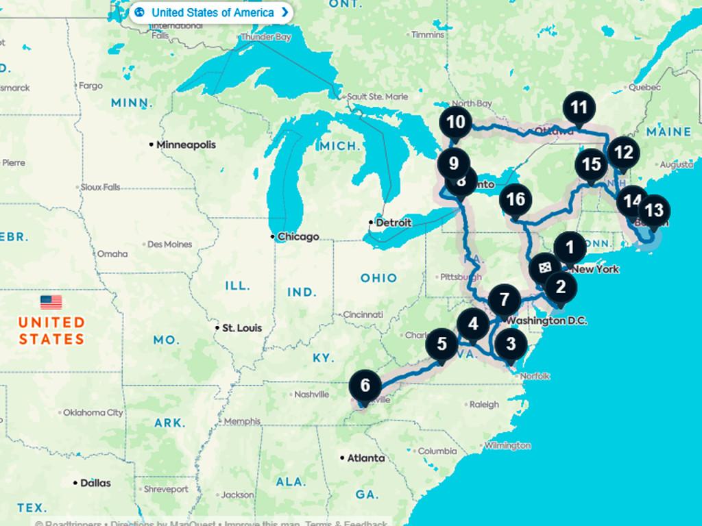 route-amerika-reis-New-England