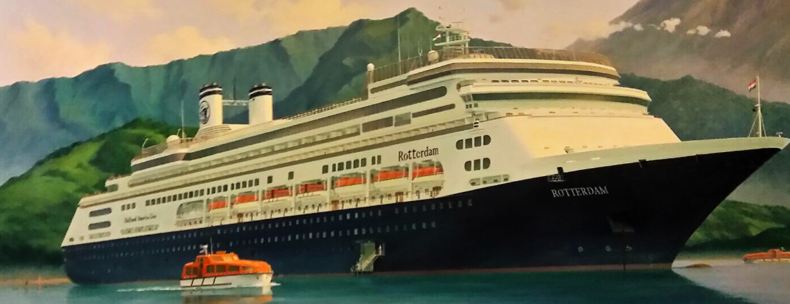 Cruise met Holland America Line