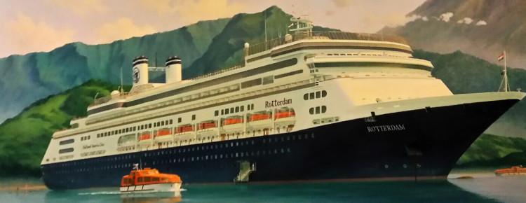 cruise-ms-rotterdam Holland America Line