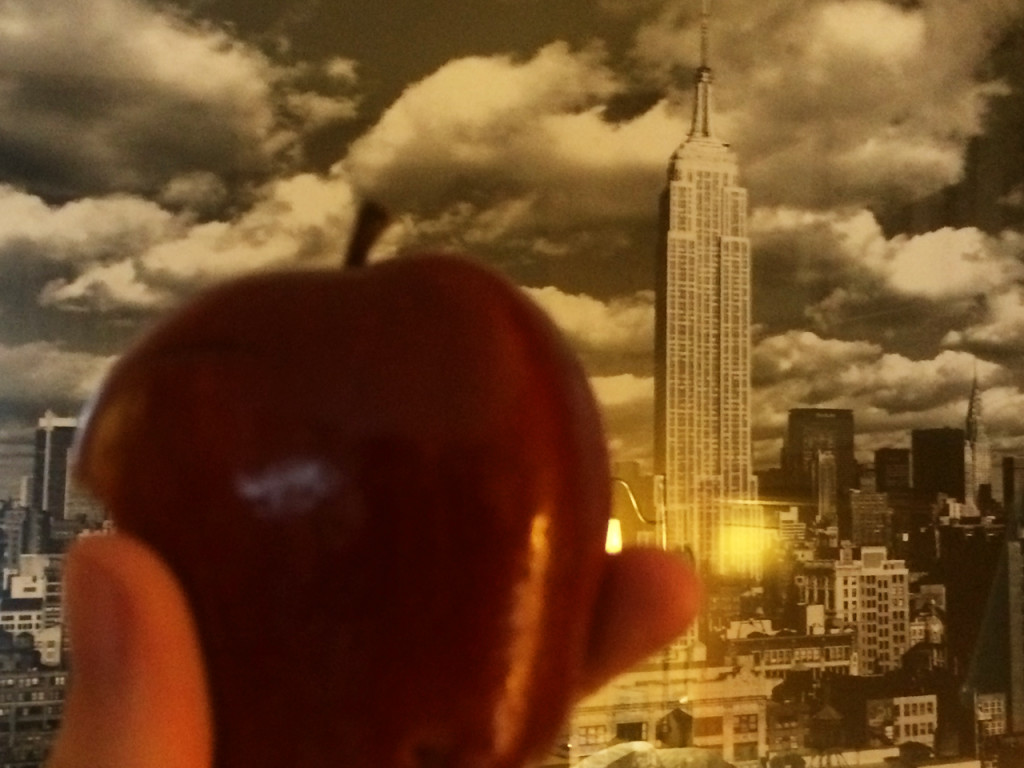 Big-apple-food