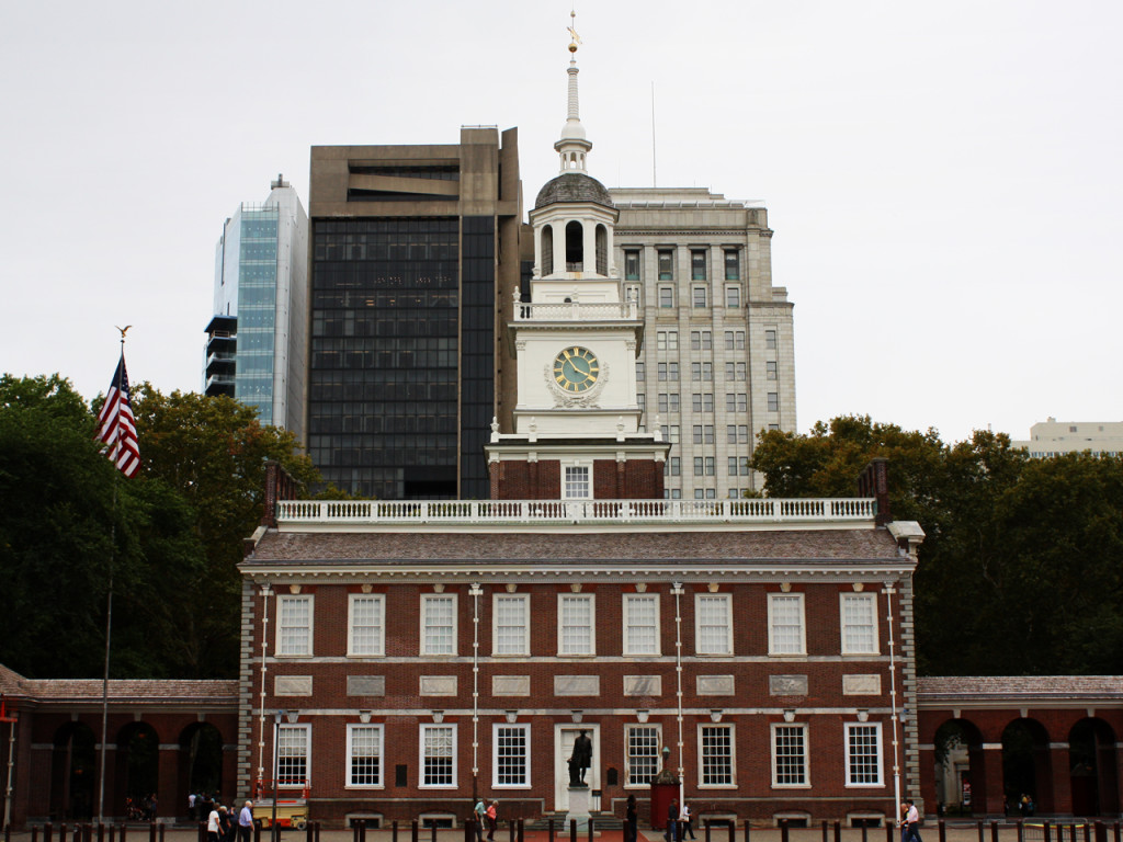 Amerika-reis-blog-Philadelphia-Independence-Hall