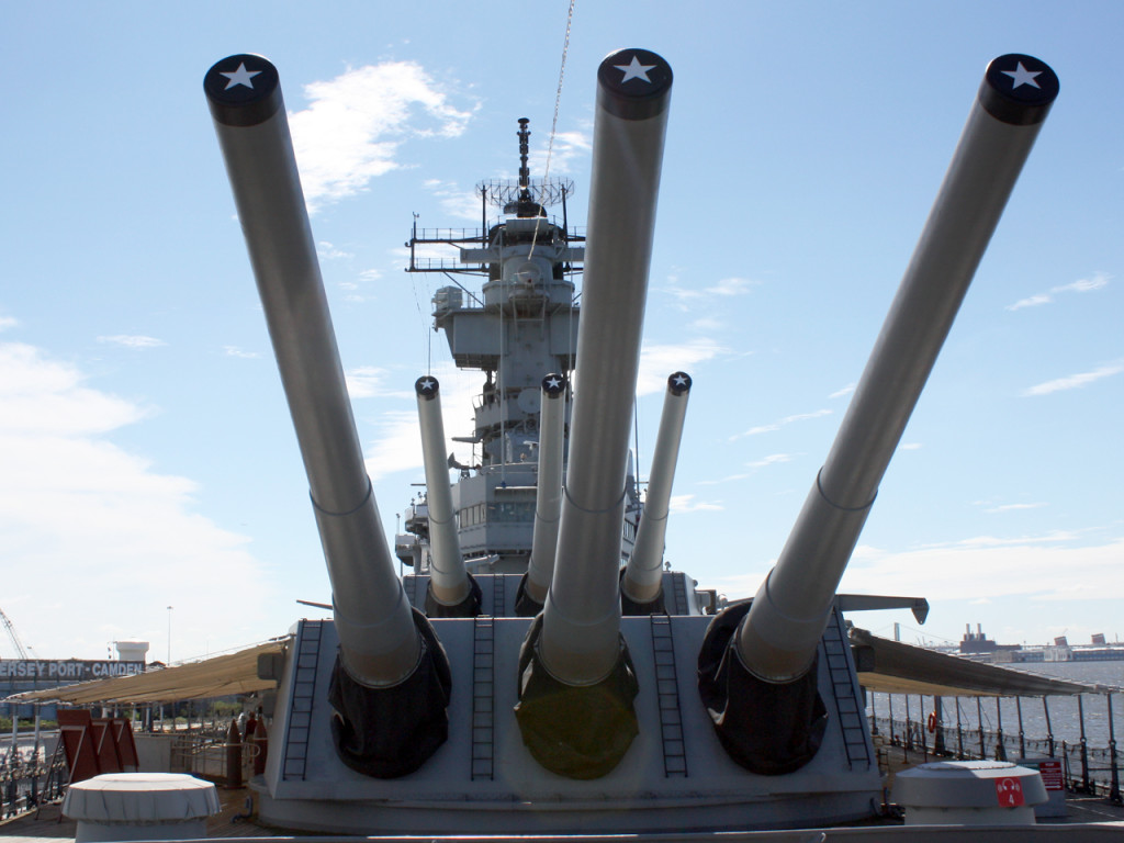 Amerikaans-slagschip-Battleship-New-Jersey