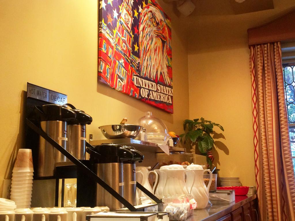 Ontbijt-Hotel-Alexander-Inn-in-Philadelphia